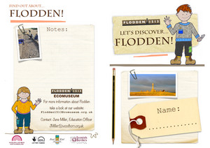 Flodden Activity Book