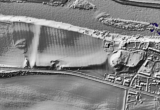 24 Image 3 Lidar image showing rig and furrow earthworks