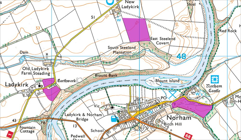 25 Image 5 Norham and Ladykirk Fieldwork sites