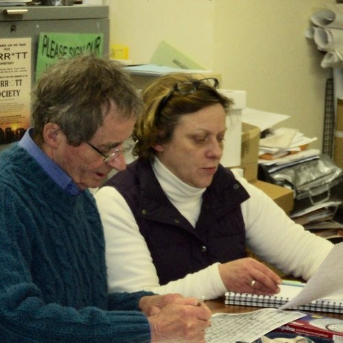6. Documentary Research Project: A Volunteer's Perspective at Berwick Record Office