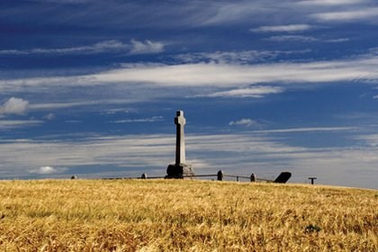 The Battlefield of Flodden